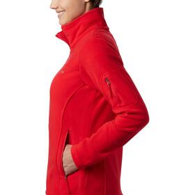 Columbia Fast Trek II Chaqueta Mujer, rojo